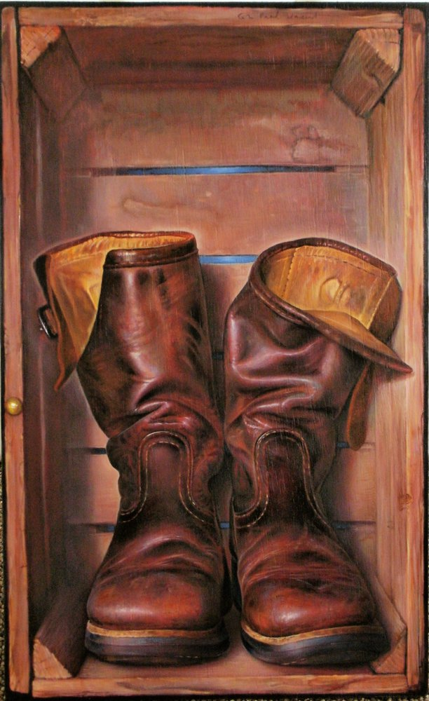 Boots by Colin Paul Vincent