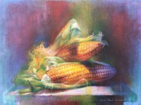 Sweetcorn by Colin Paul Vincent