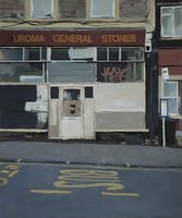 Uroma General Stores, North Street, Bedminster, Bristol.