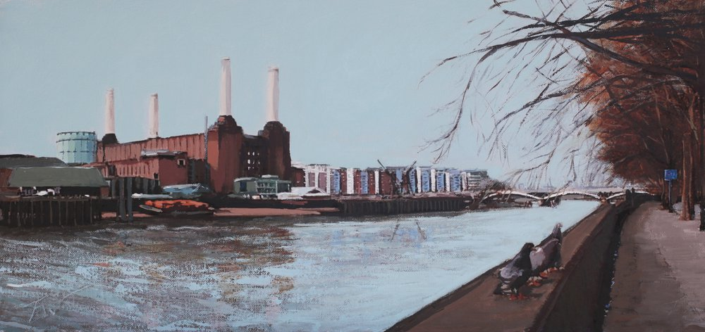 Battersea Power Station by Tom White.